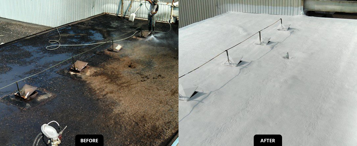 Commercial Roof Coatings